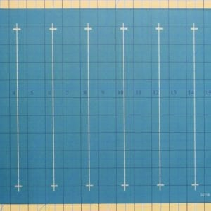 2 inch parallel lines