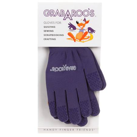 Machine quilting gloves small